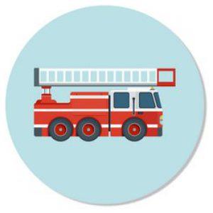 Muurcirkel brandweer